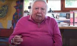 Aos 94 anos, morre pintor italiano Achille Perilli