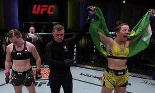 Norma Dumont domina Aspen Ladd e vence na luta principal do UFC Vegas 40; Andrei Arlovski supera Carlos Boi