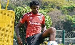 Sem Miranda, São Paulo contará com Arboleda no Majestoso; veja os números dele na temporada