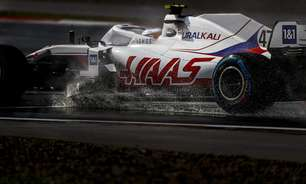 """Haas vê melhora na Turquia e se diz pronta para """"conseguir alguns pontos"""" em 2022"""