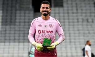 Marcos Felipe define vitória do Fluminense como 'coroação' pela atuação contra Athletico-PR
