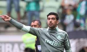 Após voltar a vencer com o Palmeiras, Abel destaca importância do resultado: 'Nos dá confiança'