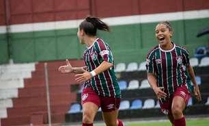 Fluminense goleia a Cabofriense e segue com 100% no Carioca feminino