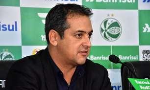Marquinhos Santos deixa o comando técnico do Juventude