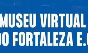 Em comemoração aos 103 anos de história, Fortaleza inaugura galeria virtual no eMuseu do Esporte