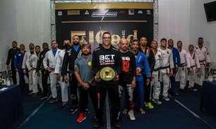Com encaradas e lutas confirmadas, Gold Talents BJJ entra em reta final para promover segunda edição