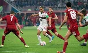 Lateral do Liverpool relembra duelo contra o Flamengo em 2019 e elogia torcida rubro-negra. Veja o vídeo
