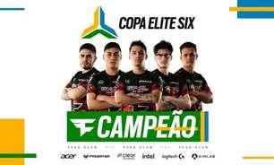 FaZe Clan vence Team oNe e conquista 'Libertadores do R6'