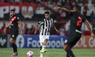 Rodrigo Caetano pede explicações a CBF após polêmica de pênalti não marcado no jogo contra o Atlético-GO