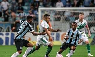 Grêmio quebra seca de vitórias no Brasileirão