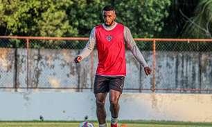 Em grande fase no Ferroviário, Wesley Dias quer foco do grupo na Pré-Copa do Nordeste