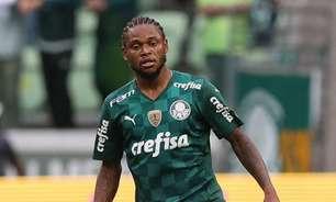 Abel Ferreira rebate críticas da torcida do Palmeiras sobre Luiz Adriano: 'Critiquem a mim'