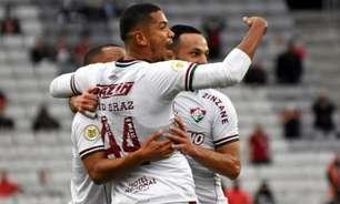Vai dar? Fluminense melhora chances de classificação para a Libertadores após vitória contra o Athletico-PR
