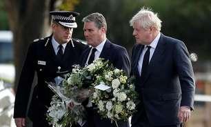 Johnson comandará homenagens a parlamentar assassinado no Reino Unido
