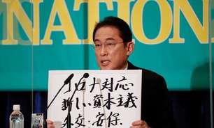 Premiê do Japão prevê centro de comando contra doenças após pandemia