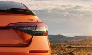 Honda revela detalhes do novo Civic Si em teaser oficial