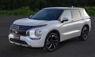 Mitsubishi revela primeiras imagens do novo Outlander PHEV