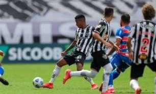 Cuca, técnico do Atlético-MG, espera dificuldade contra o Fortaleza pelas semifinais da Copa do Brasil