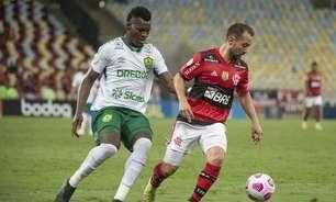 Everton Ribeiro admite dificuldades do Flamengo diante do Cuiabá: 'Temos que criar mais chances'
