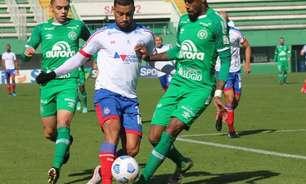 Fora de casa, Chapecoense mais venceu do que perdeu para o Bahia na história