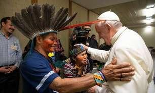 Papa Francisco cria Conferência Eclesial da Amazônia