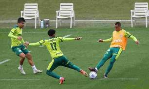 Com Danilo, Palmeiras se reapresenta na Academia de Futebol