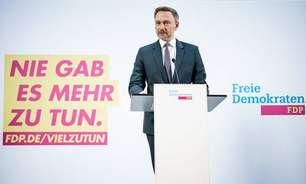 Liberais autorizam negociações para formar governo na Alemanha