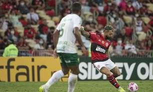 Flamengo mantém percentual de chance de título após empate; simule a tabela do Brasileirão
