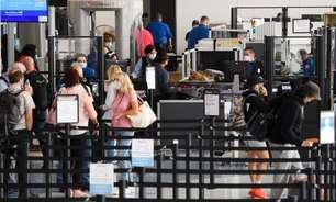 Número de americanos tentando embarcar em aviões com armas atinge recorde