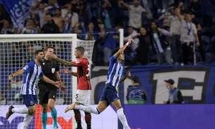Luis Díaz marca, Porto bate o Milan e vence a primeira na Champions; italianos perdem a terceira seguida