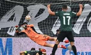 Sporting goleia o Besiktas e soma primeiros pontos na Champions