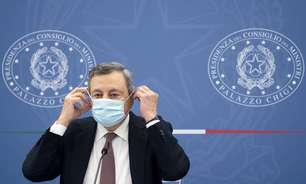 Draghi e Putin debatem crise no Afeganistão e G20