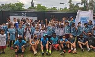 Alunos do Tênis na Lagoa conquistam títulos no torneio de Dia das Crianças do Winners - Rio Open