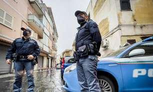 Polícia da Itália faz buscas para desmantelar grupo neonazista