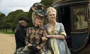 The Great: Gillian Anderson é mãe de Elle Fanning nas imagens da 2ª temporada