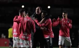 Ceni elogia meio-campo do São Paulo no Majestoso: 'Energia desse time'
