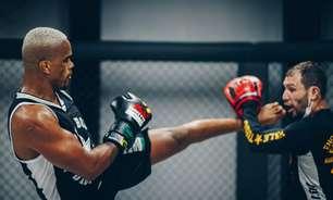 Alan Nuguette descarta abatimento após lesão o impedir de lutar no card do UFC Vegas 41; veja
