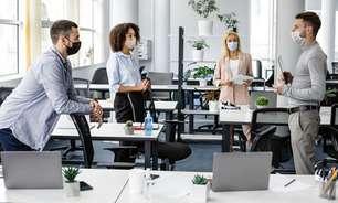 Retorno gradual aos escritórios exige que cuidados sejam tomados