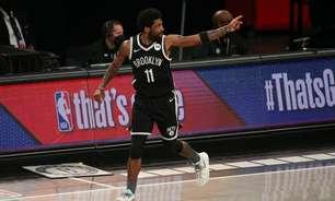 Comissário da NBA diz esperar que Kyrie Irving mude de ideia e se vacine contra Covid-19