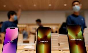 Apple vai vender menos iPhones por crise em oferta de chips, diz JPMorgan