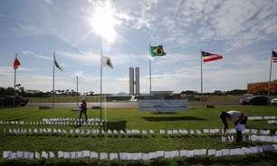 Brasil registra 12.969 novos casos e mais 390 mortes por Covid