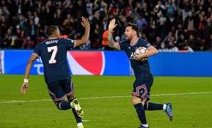 PSG vence o RB Leipzig e lidera grupo; City bate o Brugge