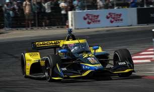 """O'Ward aposta em sucesso de Herta em caso de ida para F1: """"Ele é muito talentoso"""""""