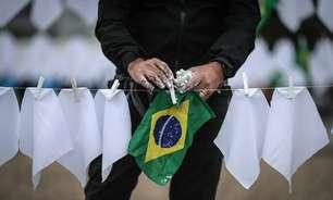Brasil registra mais 12.969 casos e 390 mortes por Covid