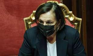 Ministra italiana se explica ao Parlamento sobre ato fascista em Roma
