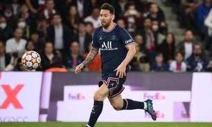 Com dois gols em vitória disputada, Messi bomba nas redes sociais