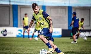 Titular do Confiança, João Paulo quer ótima sequência da equipe na reta final da Série B