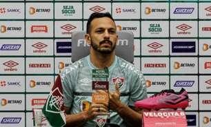 Yago admite desgaste físico e mental após quase 70 jogos do Fluminense no ano e cita ansiedade por Fla-Flu