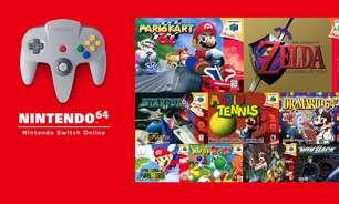 5 jogos do Nintendo 64 que deveriam chegar ao Switch