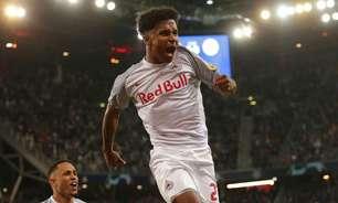 RB Salzburg vence o Wolfsburg; Lille e Sevilla empatam